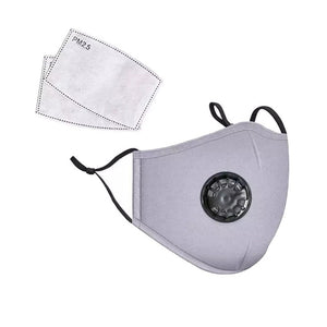 Reusable Cotton Mouth Mask Cover