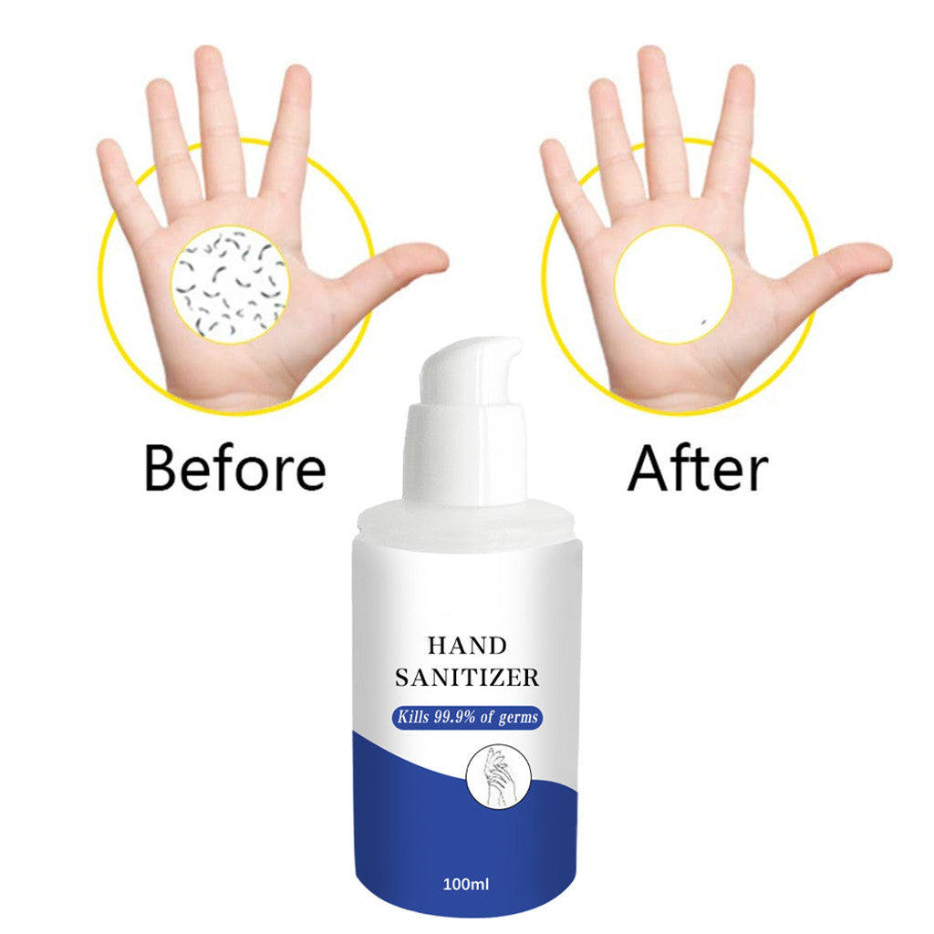 Hand Sanitizer Portable Household Cleaning Gel
