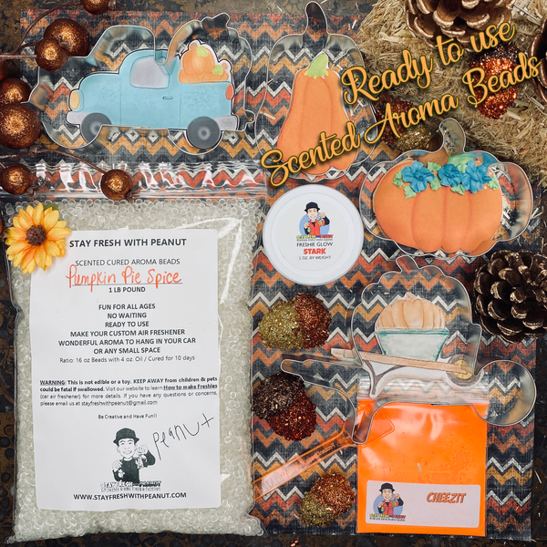 Ready to Use Pumpkin Harvest Kit