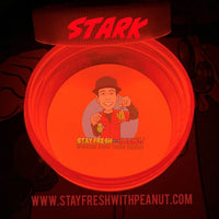 Stark (Red/Orange) Ultra Freshie Glow Powder