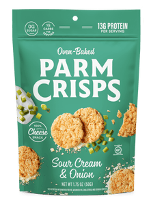 ParmCrisps Sour Cream & Onion multipacks - Tastermonial