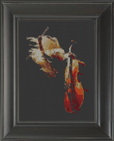 Cello - Cross Stitch Pattern Chart