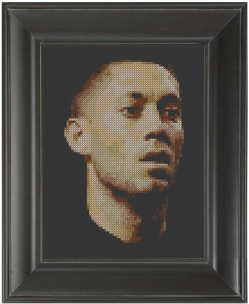 Clint Dempsey - Cross Stitch Pattern Chart