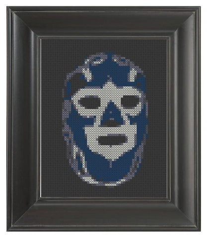 Huracán Ramírez - Cross Stitch Pattern Chart