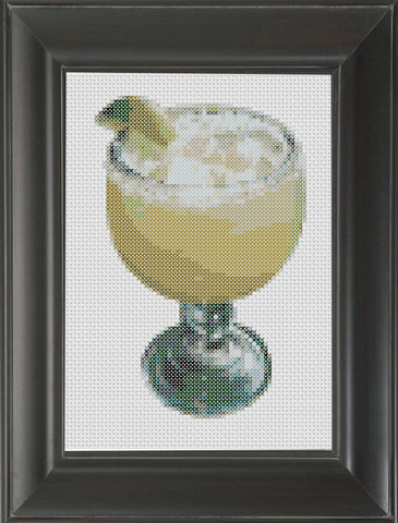 Margarita - Cross Stitch Pattern Chart