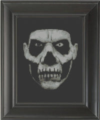 Papa Emeritus - Cross Stitch Pattern Chart