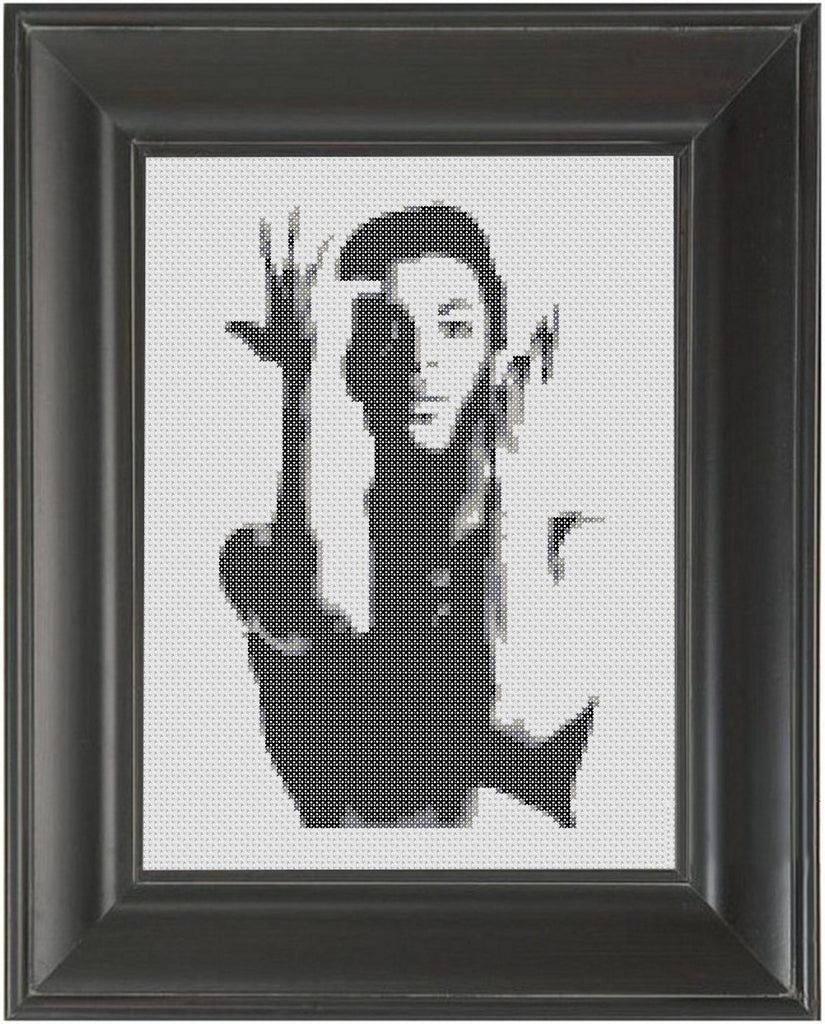 Prince - Cross Stitch Pattern Chart