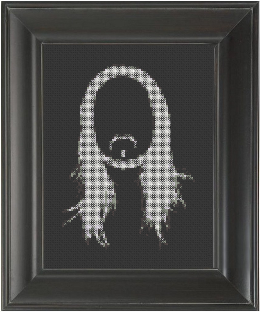 Steve Aoki - Cross Stitch Pattern Chart