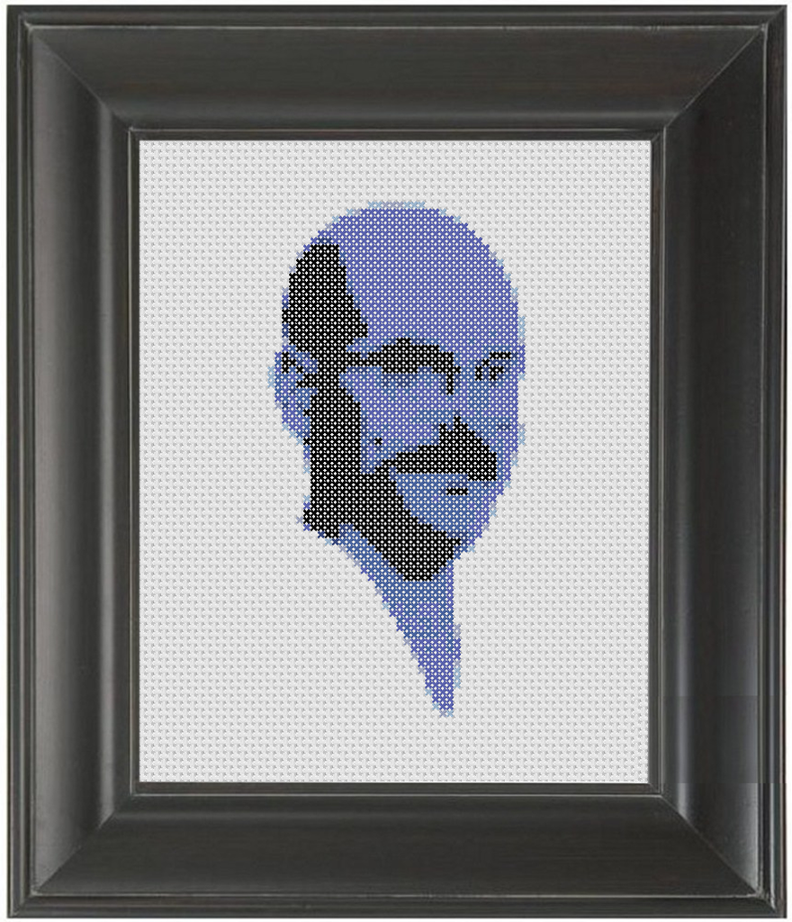 Tobias - Cross Stitch Pattern Chart