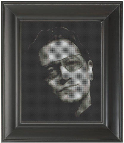 Bono - Cross Stitch Pattern Chart