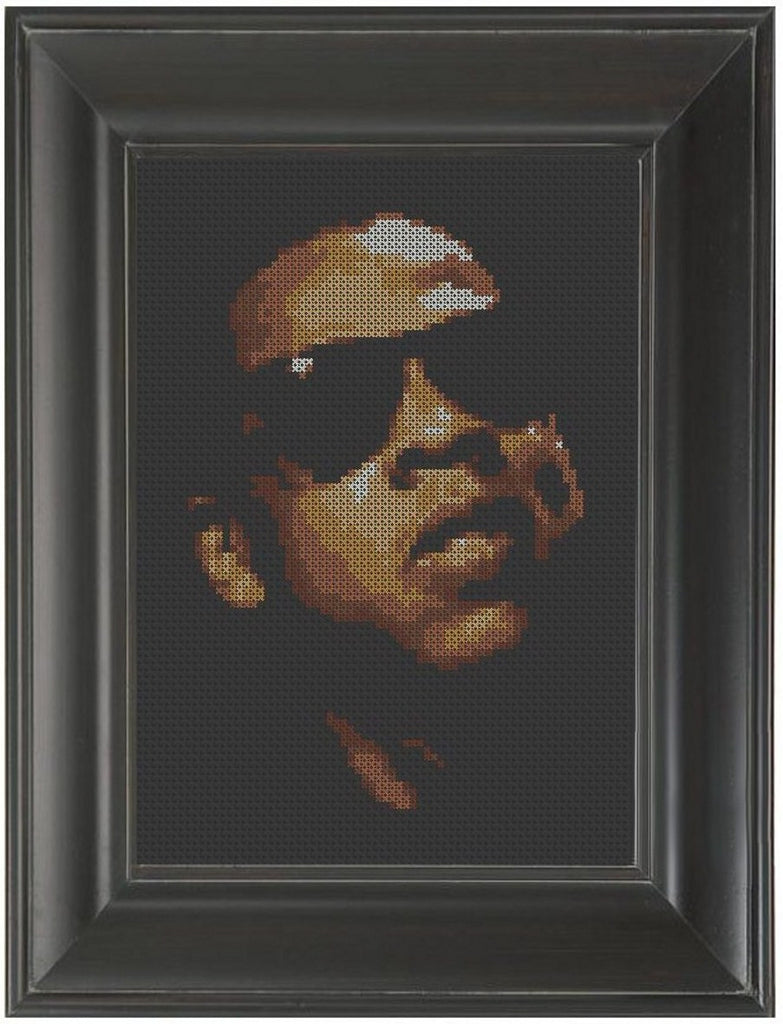 Jay-Z - Cross Stitch Pattern Chart