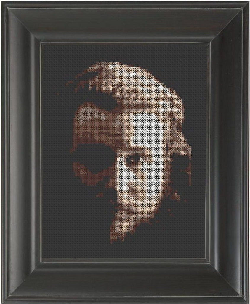 Jim James - Cross Stitch Pattern Chart MMJ