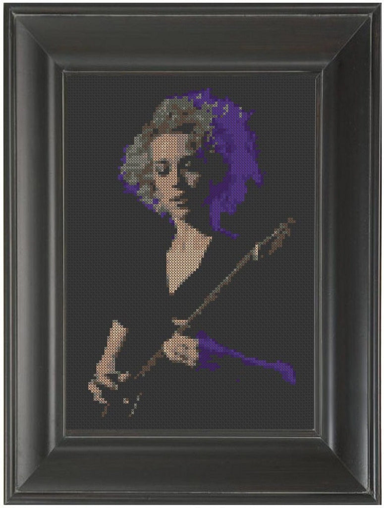St. Vincent - Cross Stitch Pattern Chart Annie Clark