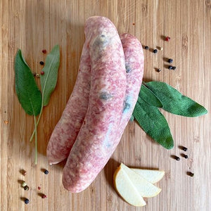Pork, Apple, Sage & Rosemary Sausages