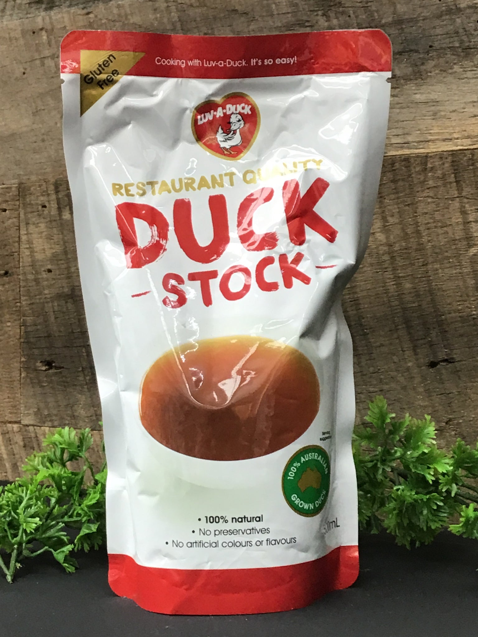 Luv-a-duck Duck Stock 500ml
