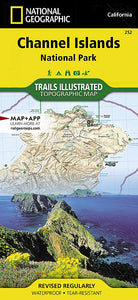 National Geographic Channel Island Park Map