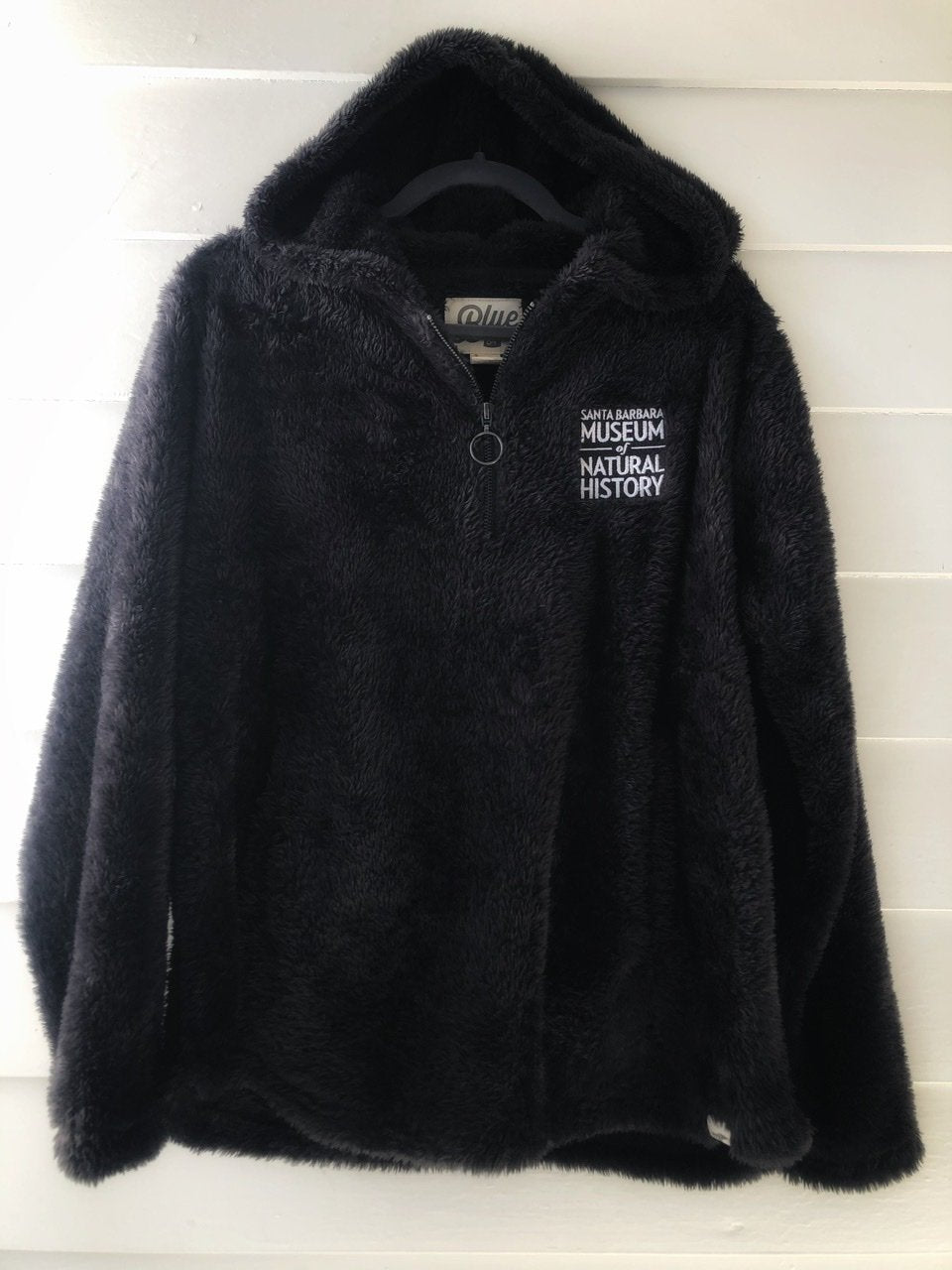 SBMNH Sherpa Pullover Hoodie