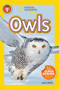National Geographic Kids Readers: Owls