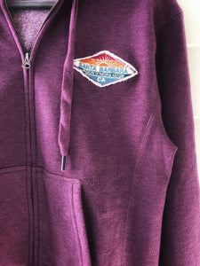 SBMNH Sanded Fleece Full Zip