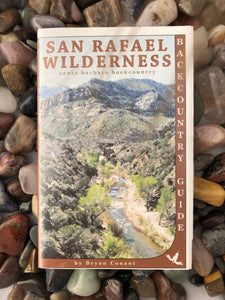 San Rafael Wilderness Backcountry Topo Map