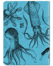 Load image into Gallery viewer, Cephalopod Mini Hardcover Notebook