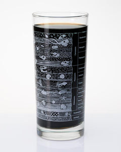 Core Sample Tumbler Glass
