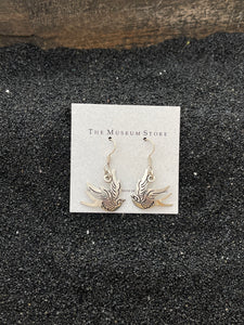 Swallows Small Earring