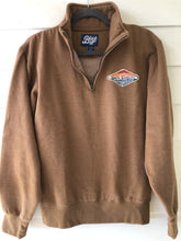 Load image into Gallery viewer, SBMNH Patch Quarter Zip Sweatshirt