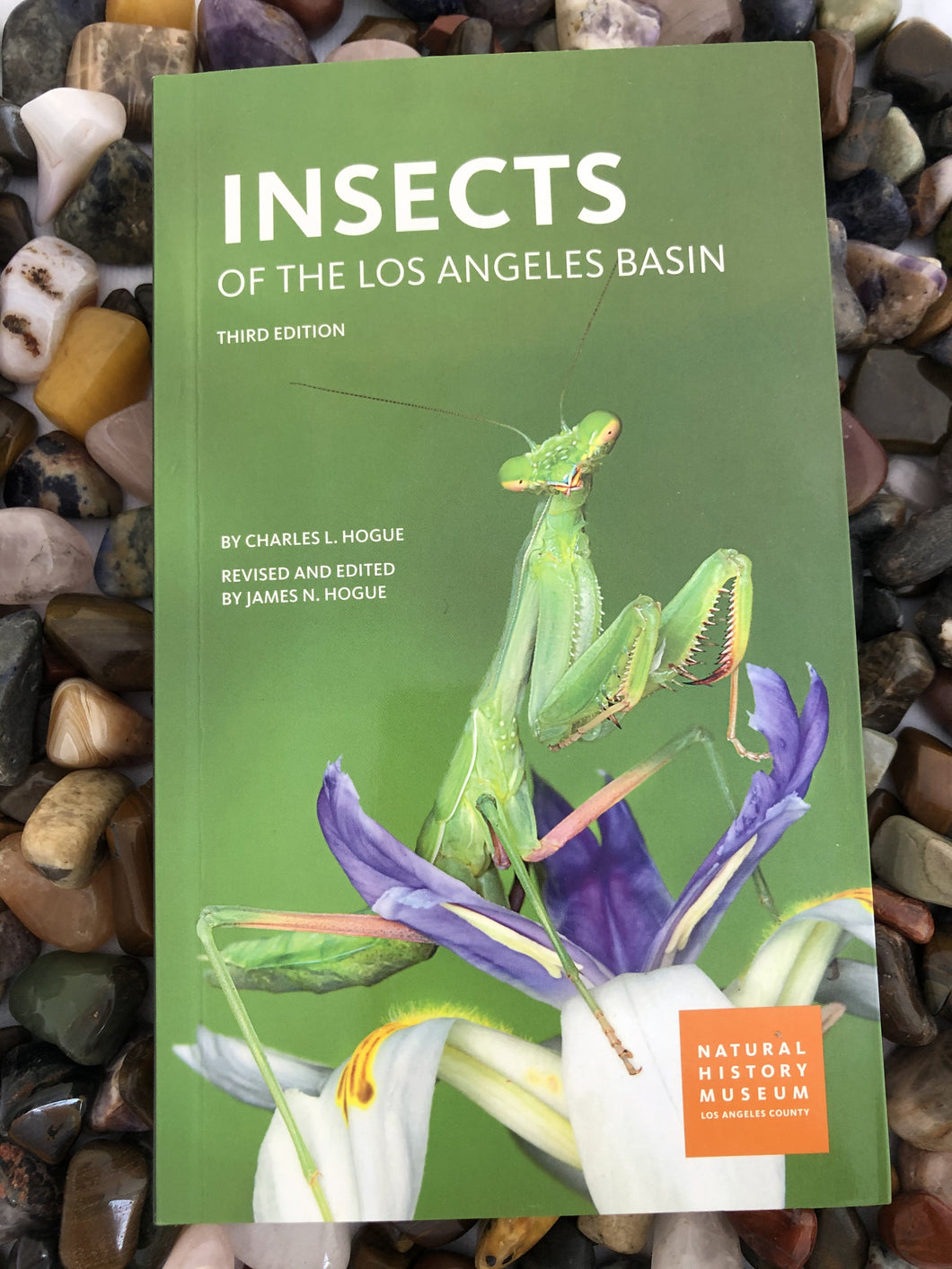 Insects of the Los Angeles Basin 3rd Edition