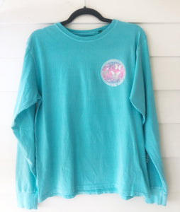 Butterfly Long Sleeve Tee