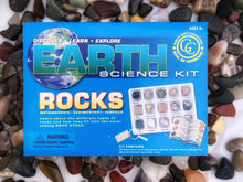 Load image into Gallery viewer, Earth Science Kit: Rocks