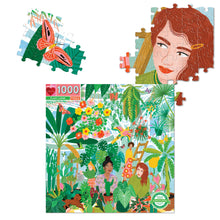 Load image into Gallery viewer, Plant Ladies 1000pc Puzzle