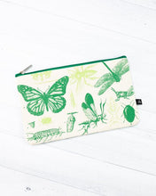 Load image into Gallery viewer, Insect Zipper Case
