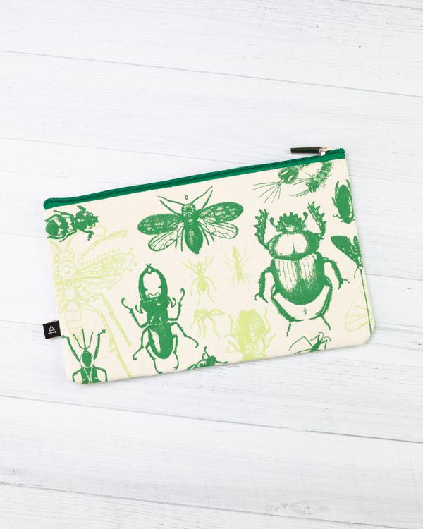 Insect Zipper Case
