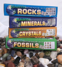 Load image into Gallery viewer, Earth Science Kit: Crystals