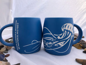 Etched Jelly Mug