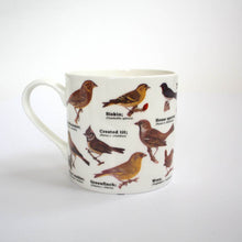 Load image into Gallery viewer, Garden Bird Bone China Mug
