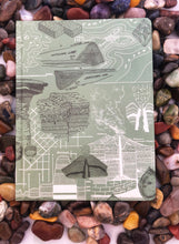 Load image into Gallery viewer, Sedimentary Geology Hardcover Notebook