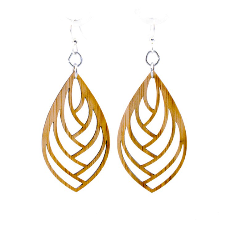 Embraced Bamboo Earrings