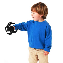 Load image into Gallery viewer, Mini Spider Finger Puppet