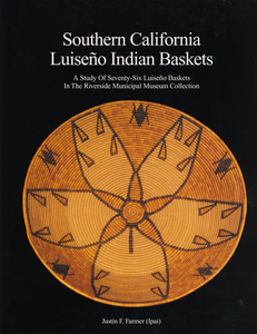 Southern California Luiseno Indian Baskets