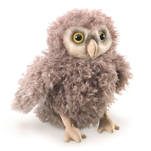 Load image into Gallery viewer, Owlet Hand Puppet