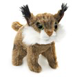Load image into Gallery viewer, Mini Bobcat Finger Puppet