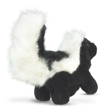 Load image into Gallery viewer, Mini Skunk Finger Puppet