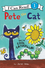 Load image into Gallery viewer, Pete the Cat and the Cool Caterpillar