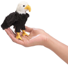 Load image into Gallery viewer, Mini Eagle Finger Puppet