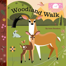 Load image into Gallery viewer, Woodland Walk: A Whispering Words Book