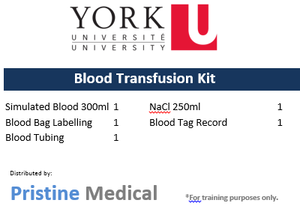 Blood Transfusion Kit - York University