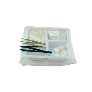 Sterile Dressing Tray
