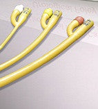 Foley Catheter 12FR 5cc, Silicone coated